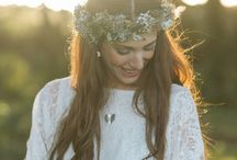 Bohemian Wedding Ideas / Bohemian - Boho - wedding ideas and inspiration.