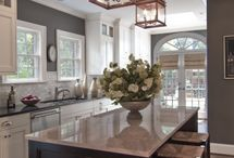 kitchens / by Andrea Peardon