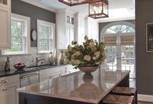 kitchen ideas / by Rose Koenigs