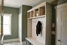 laundry & mud rooms / by Allison Hepworth {House of Hepworths}