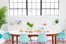 Interiors / Color Schemes