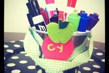 Teacher gifts / by Jill Canning