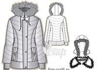 Кисти в Adobe Illustrator для одежды