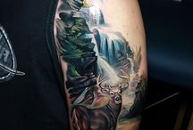Tatuaże Z Naturą