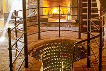 House: Wine cellars