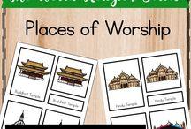 montessori religion