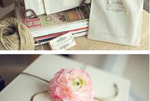 pretty packages / by Julia Kuku Couture Invitations