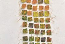 Outsiders / Kunst van Outsiders verwerken in textiel