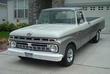 '66 ford truck ideas