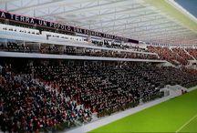 Cagliari's new stadium / Finalmente nella stagione 2019/2020 il Cagliari inaugurerà il suo nuovo stadio. #stadio #stadium #estadiodelcagliari  #kalarisarena #stadiodelcagliari #cagliaricalcio #stadiosantelia #nuovostadio