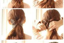 chic hair do