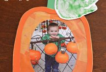 Preschool - Halloween/pumpkins / by Megan Kmetz