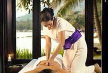 Thai massage / Le massage thaï traditionnel