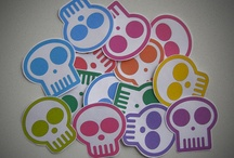 skull candy. / by Sloan Lyndon