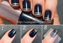 Nails, make up and stuff