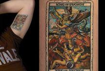 brzuch tattoo