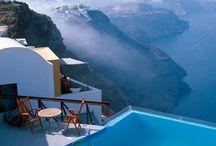 ✣ Santorini in love✣  / The place I love.