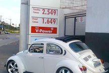 VW sedan