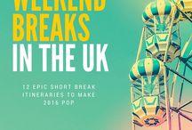 Weekend breaks
