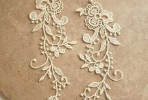 tatting lace / by Megumu Aiyama
