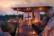 Luxury safari lodges