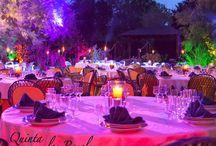 Jardín Mágico / Nuestros jardines dotan de un encanto natural a la celebración de nuestras parejas en el día más feliz.