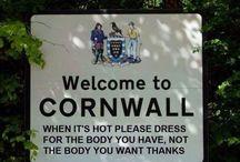 Best Cornish Road Signs