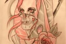 Tattoo Art/ Drawings/ Flash / by Deanna