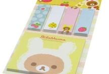 Kawaii stationery / kawaii stationery, Japanese and korean stationery, cute stationery