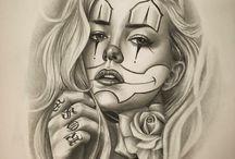 tattoos art's