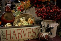 Harvest Blessings / My favorite time of year.  / by ༺Frankie Ann༻