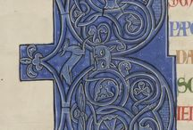 Medieval art / Illuminations and Romanesque and Gothic representations. / by Susan Koons