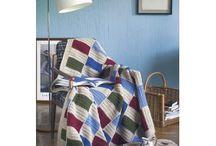 MANTAS / Diferentes modelos de elegantes mantas para tejer a crochet / by Muestras y Motivos