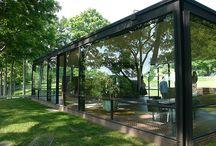 Typology - glass box