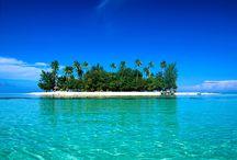 Îles paradisiaques
