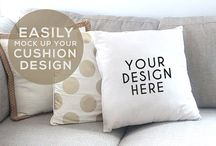 photo product cushion