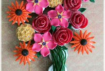 Cupcakes Med Blomster