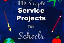 Service Learning / by Rachel Falgout