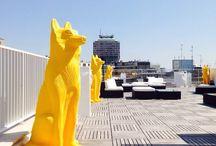 #CrackingArt | Palazzo Beltrade, Milano / 2015 | Cracking Art installation @ Palazzo Beltrade, Milan (Italy)