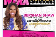 WERK PRAY SLAY WEEKEND / Hello #Atlanta..!! I am coming to see you all at #WerkPraySlay conference. Be a part of this and empower yourself. #BershanShaw