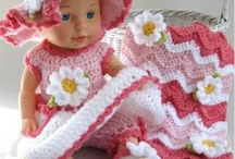 Crochet Dolls & More.... / by Cheryl Box