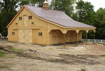 About a Barn / Barn styles and ideas
