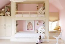 Kid Spaces / by Hawlie Ohe | FabHousewife Blog