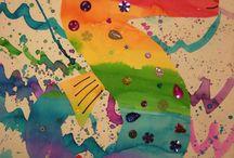 elementary lessons / by Jennifer Diaz