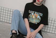 Foto streetwear women