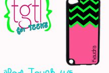 Monogrammed Ipod cases