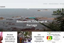 Suivez notre blog : voyage-guinee.net / Nouveau blog sur le tourisme en Guinée