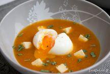 Veloutés / soupes