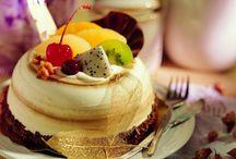 Sweet Food & Drink / foods & Drinks that make you happy