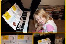 Piano / by Sara Gusse